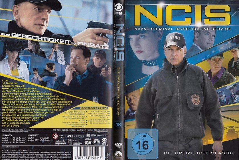 navy cis staffel 13 in deutschland