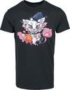Halloween Cat powered by EMP (T-Shirt)