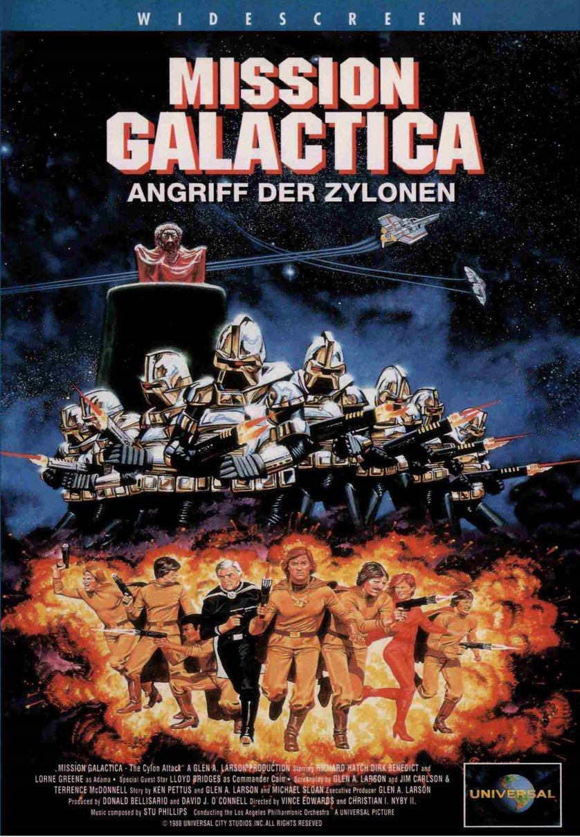 Kampfstern Galactica Der Kinofilm Film