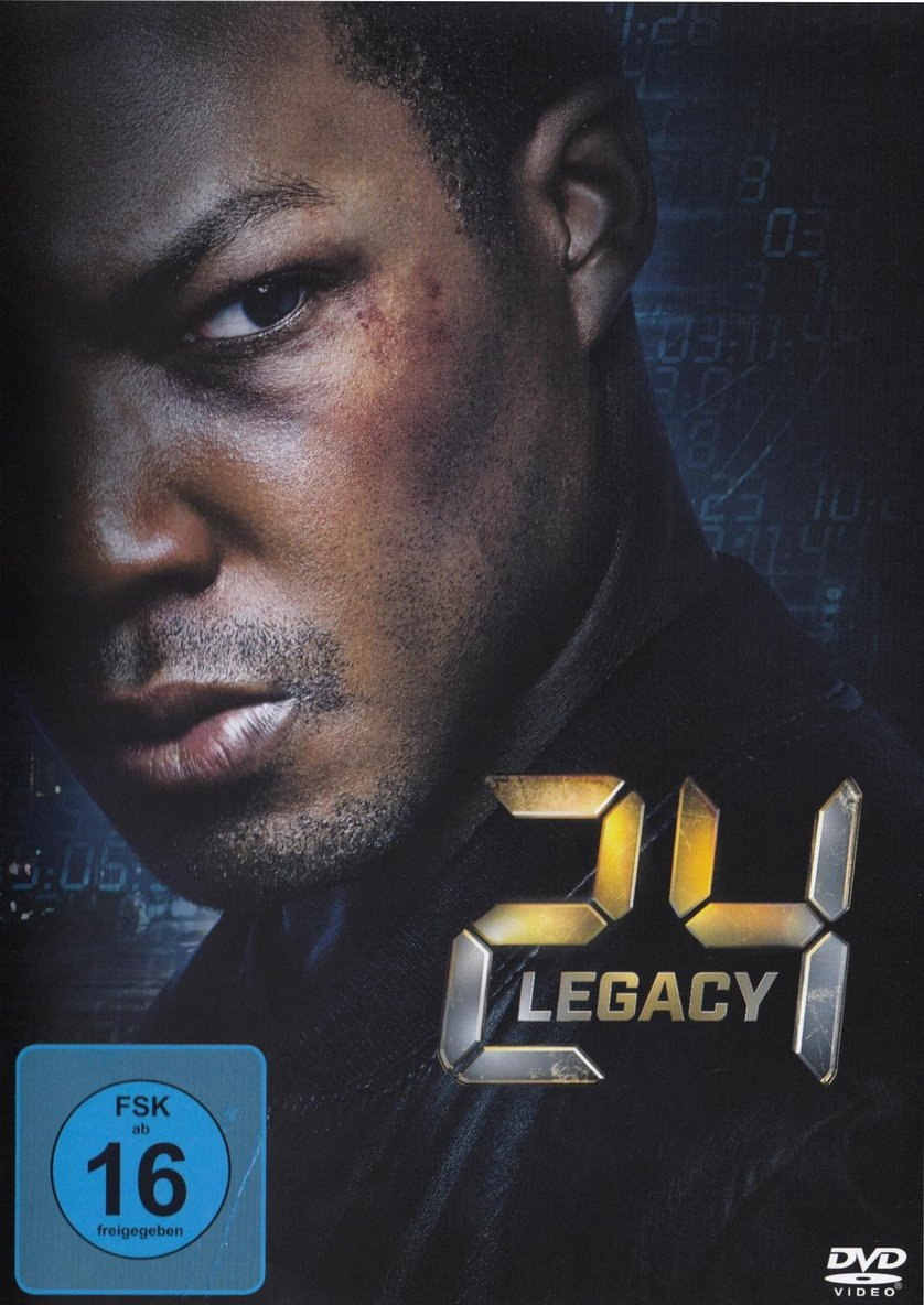 24 Legacy Dvd Oder Blu Ray Leihen Videobusterde