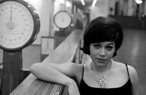 Hannelore Elsner als Silvia Stössi in 'Die endlose Nacht' © 1963 Atlas Film