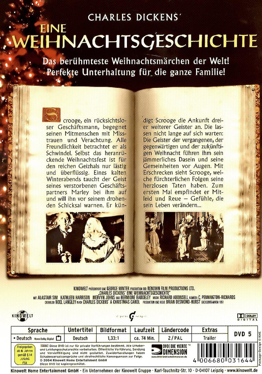 Charles Dickens\' Eine Weihnachtsgeschichte: DVD oder Blu-ray leihen ...