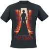A Nightmare on Elm Street He Knows Where You Sleep powered by EMP (T-Shirt)