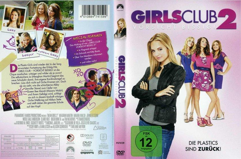 Girls Club 2 Darsteller