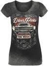 Supernatural Driver Picks The Music powered by EMP (T-Shirt)