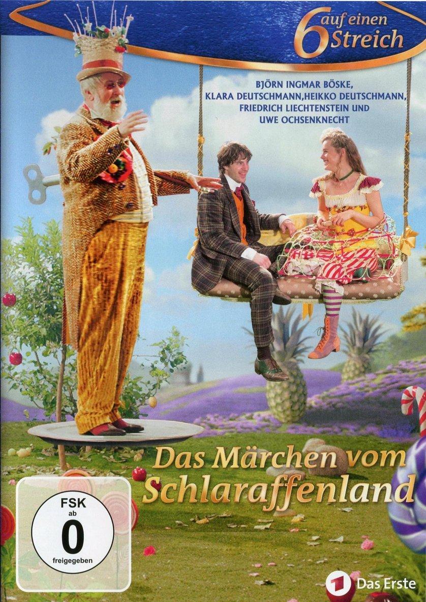 Das Märchen Vom Schlaraffenland 2019