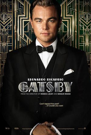 Leonardo DiCaprio als Gatsby