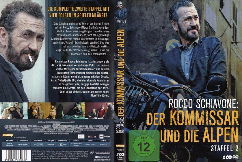 Rocco Schiavone Staffel 2