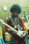 Jimi Hendrix Studio powered by EMP (Poster)