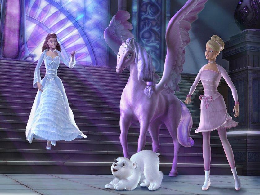 Barbie Und Pegasus