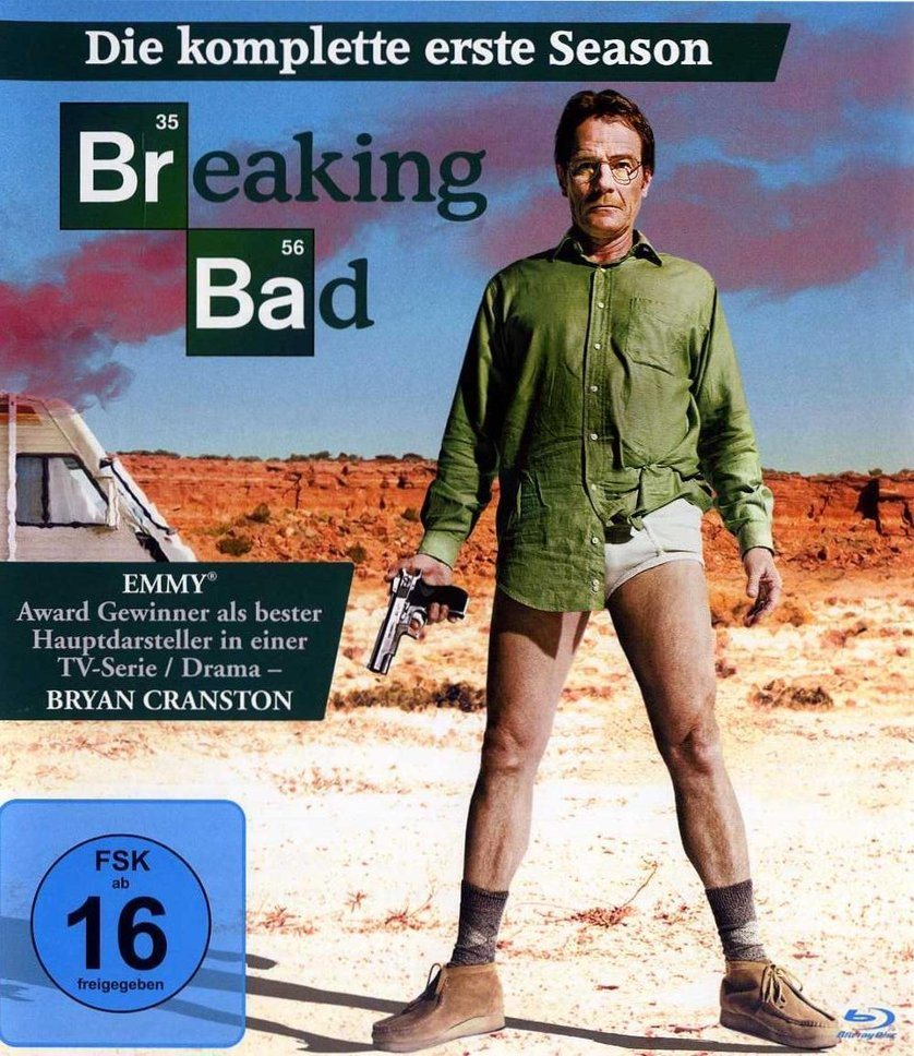 breaking bad staffel 1 kaufen