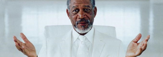 Morgan Freeman: Doktor F. - Ist er der Arzt dem die Delfine vertrauen?