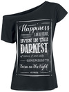 Harry Potter Albus Dumbledore - Happiness Can Be Found powered by EMP (T-Shirt)