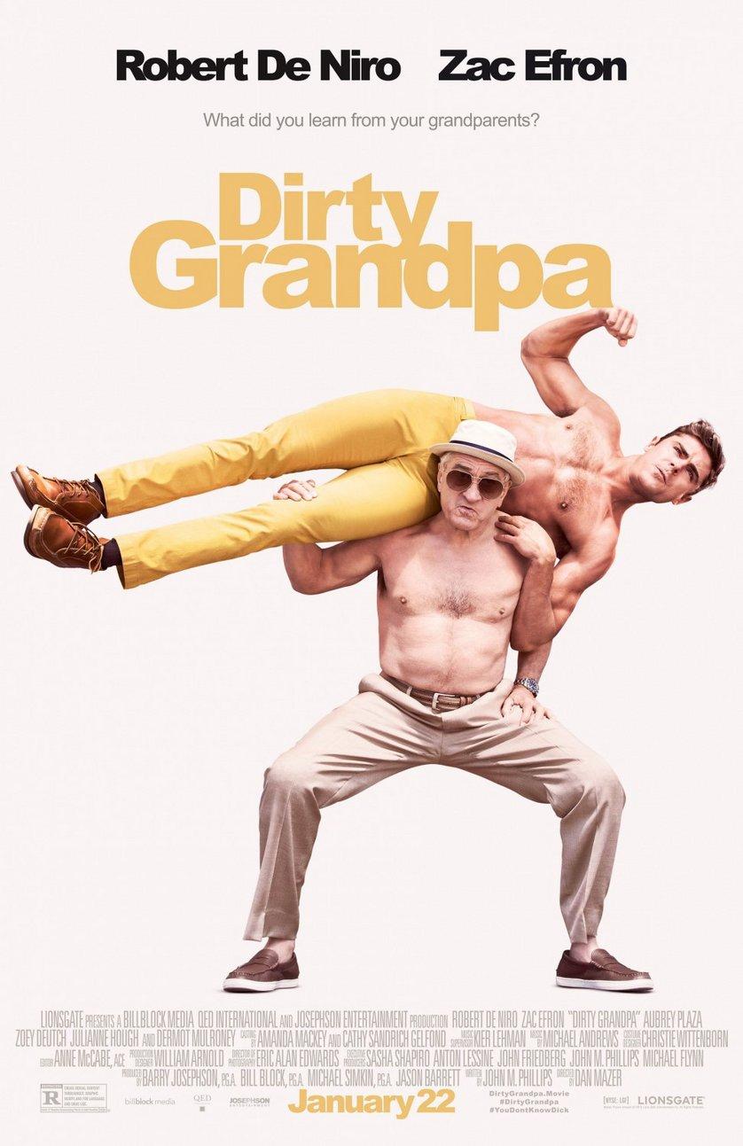 dirty grandpa kritik