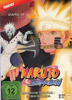 Naruto Shippuden - Staffel 20