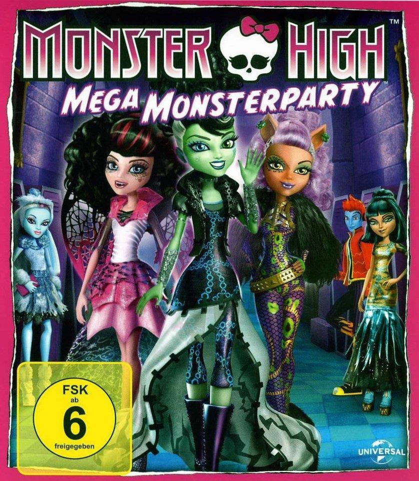 Monster High Filme 2021