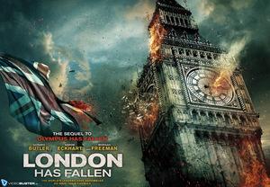 'London Has Fallen' © Universum