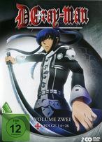 D. Gray-Man - Volume 2