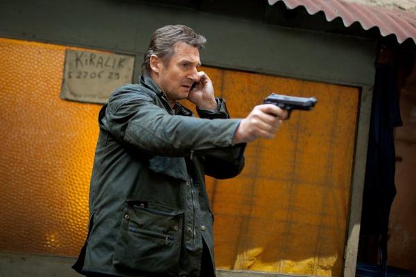 Liam Neeson in '96 Hours - Taken 2' © Universum 2012