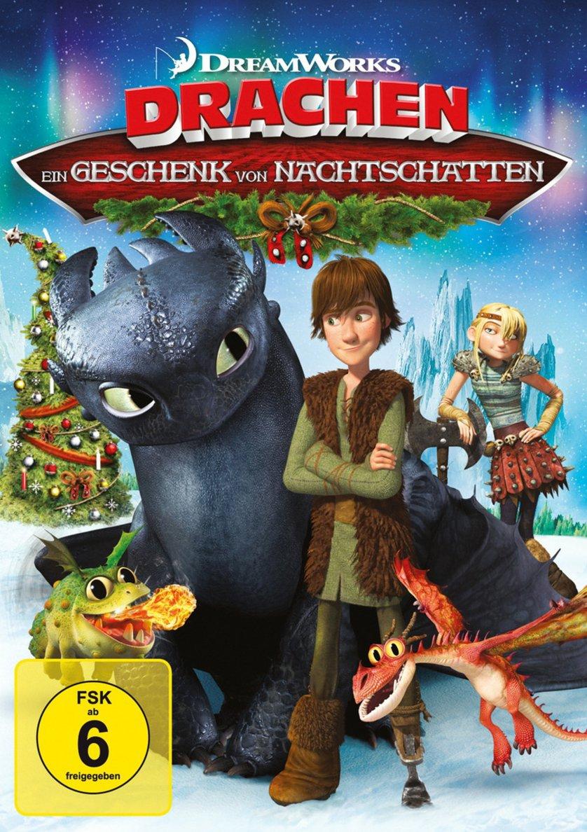Dreamworks Drachen - Ein Geschenk von Nachtschatten: DVD ...  Dreamworks Drac...