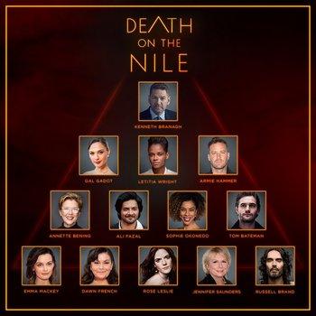 Death on the Nile - Tod auf dem Nil