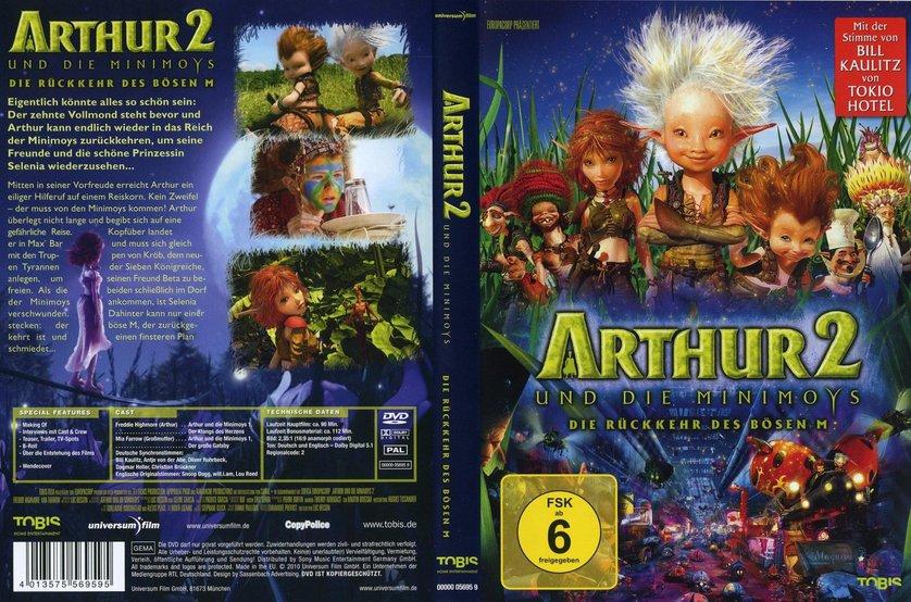 Arthur Und Die Minimoys 2 Stream Deutsch