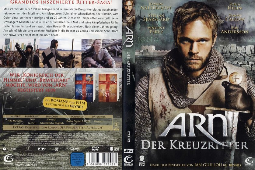Arn Der Kreuzritter Serie
