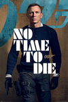 James Bond No Time To Die - James Stance powered by EMP (Poster)