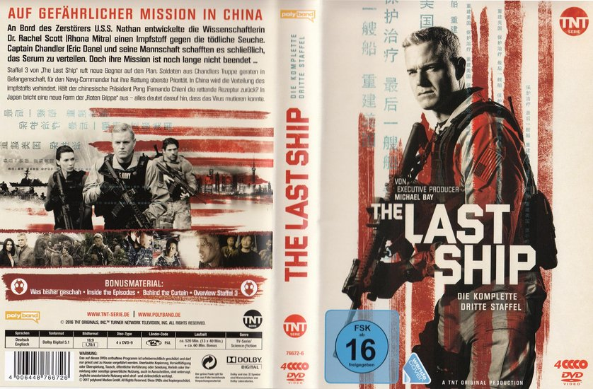 The Last Ship Staffel 3