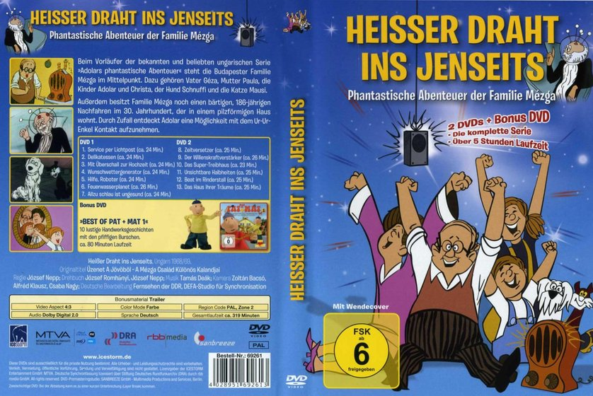 Heißer Draht ins Jenseits: DVD oder Blu-ray leihen - VIDEOBUSTER.de