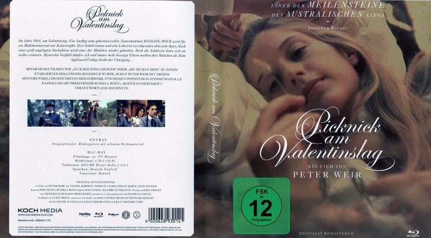 Picknick Am Valentinstag (Blu Ray)