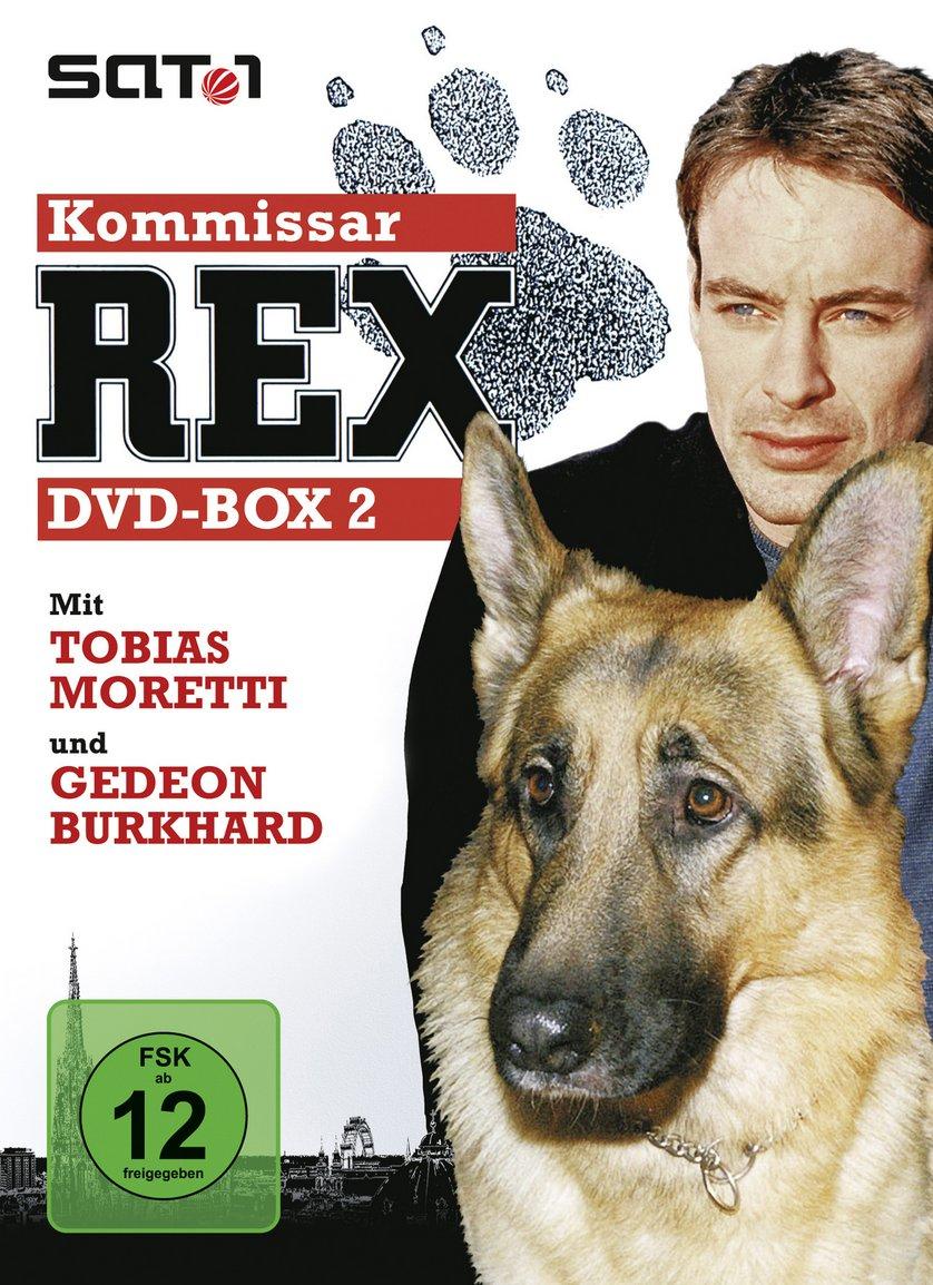 Kommissar Rex Staffel 4