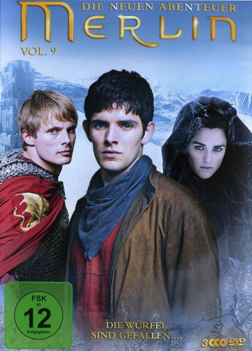 Merlin Die Neuen Abenteuer Staffel 5