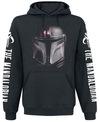 Star Wars The Mandalorian - Dark Warrior powered by EMP (Kapuzenpullover)