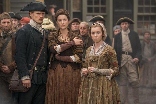 Outlander Staffel 4 Deutschland