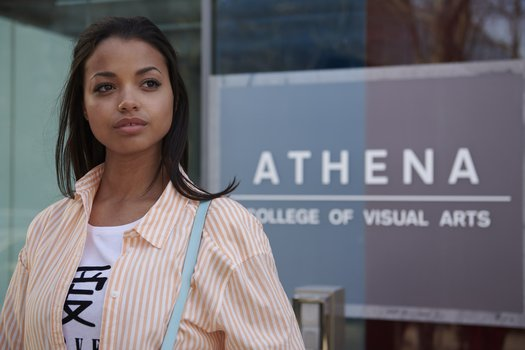 Athena - Staffel 1