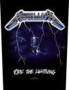 Metallica Ride The Lighting powered by EMP (Backpatch)