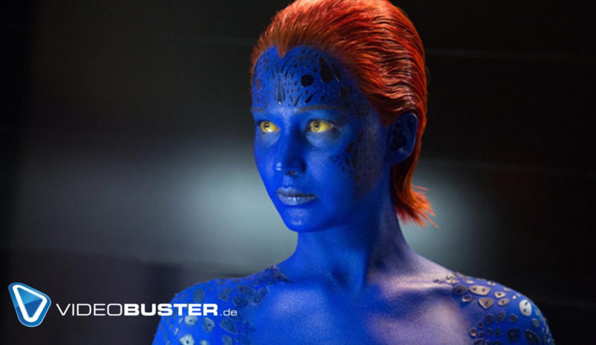 Jennifer Lawrence: Jennifer Lawrence machte Mystique düsterer