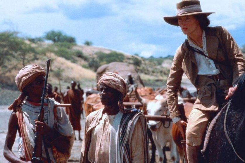 Jenseits von Afrika: DVD oder Blu-ray leihen - VIDEOBUSTER.de