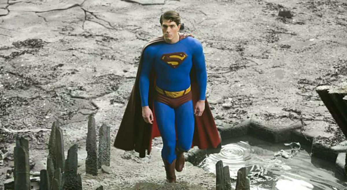 Brandon Routh als Superman in 'Superman Returns' © Warner Home Video 2006