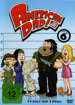 American Dad - Staffel 6