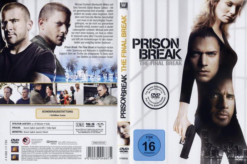 prison break the final break deutsch