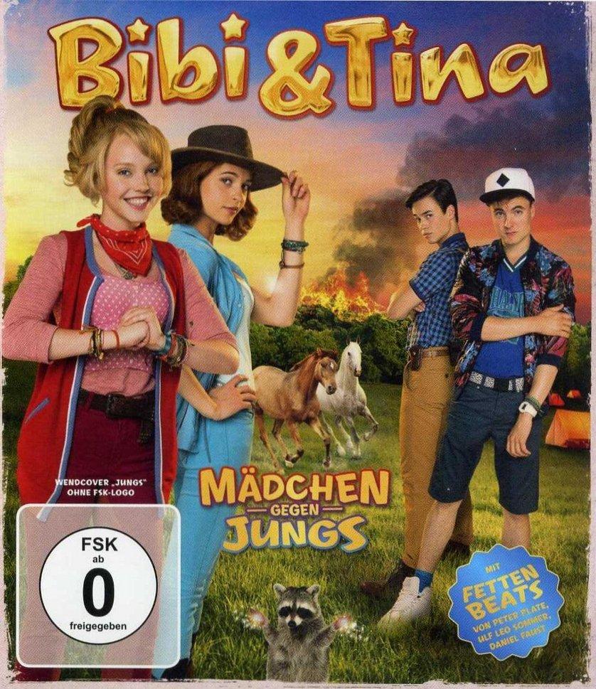 bibi und tina 3 dvd start