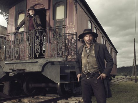 Hell on Wheels - Staffel 2