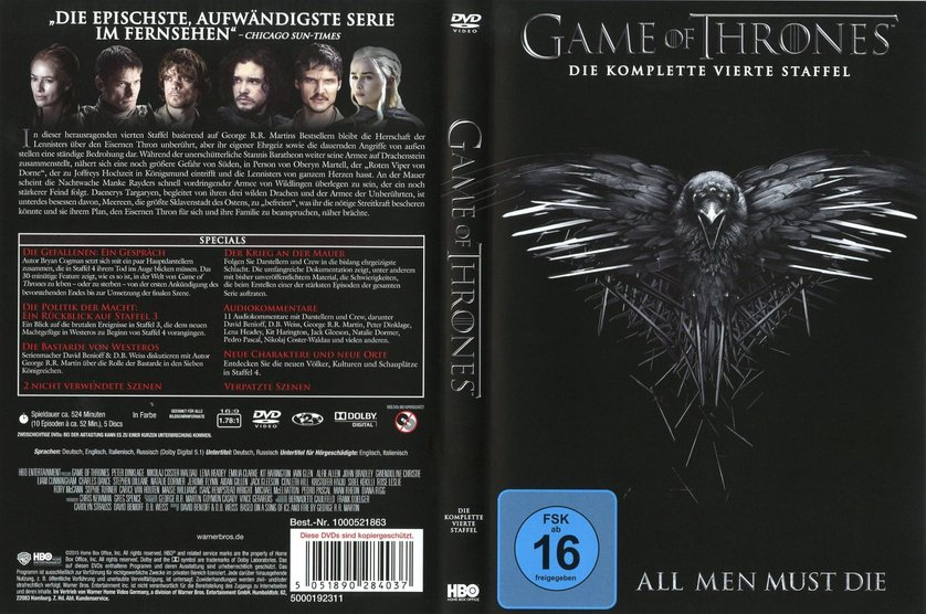 game of thrones staffel 4 stream movie4k