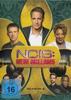 NCIS: New Orleans - Staffel 2