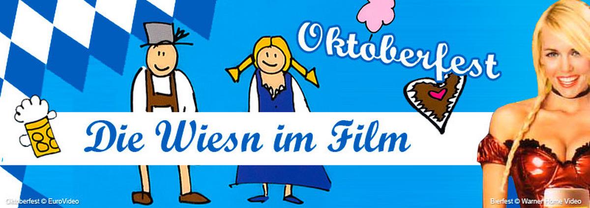 Oktoberfest im Verleih: O'zapft is! Filmgaudi zum beliebtesten Volksfest der Welt