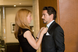 Paltrow und Downey Jr.