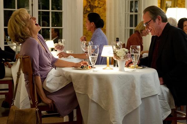 Streep und Jones in 'Wie beim ersten Mal' © Wild Bunch 2012