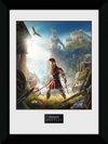 Assassin's Creed Odyssey - Key Art powered by EMP (Gerahmtes Bild)